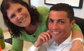 Dolores Aveiro mata saudades de Ronaldo «Longe dos olhos, mas pertinho do coração!»