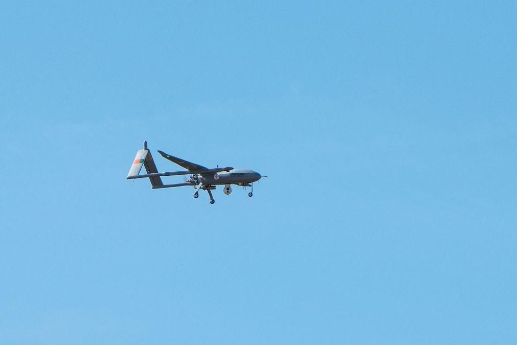 'Drone' da Força Aérea faz