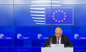 UE critica Israel por recomeçar construções nos colonatos da Cisjordânia