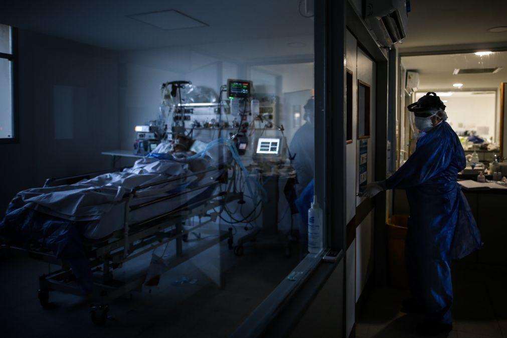 Covid-19: Argentina ultrapassa 25 mil mortos e regista recorde de casos desde o início da pandemia