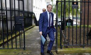 Brexit: MNE britânico pede mais flexibilidade à UE para chegar a um acordo