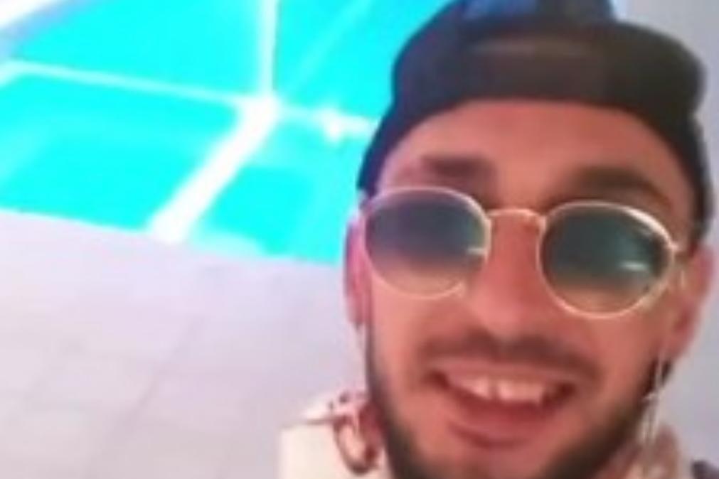 André 'Pirata' capturado pela GNR