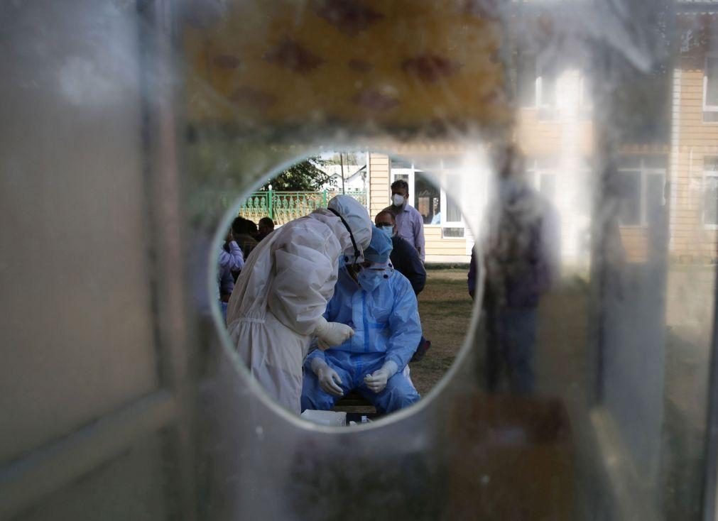 Covid-19: Pelo menos 26,8 milhões de pessoas curadas desde início de pandemia