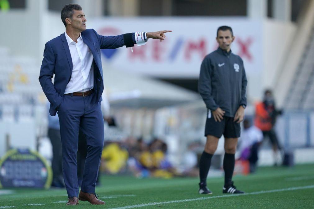 Rui Almeida promete Gil Vicente a