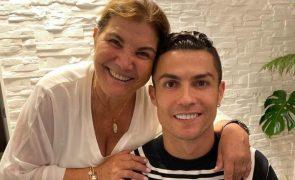 Dolores mostra mensagens privadas de Cristiano Ronaldo