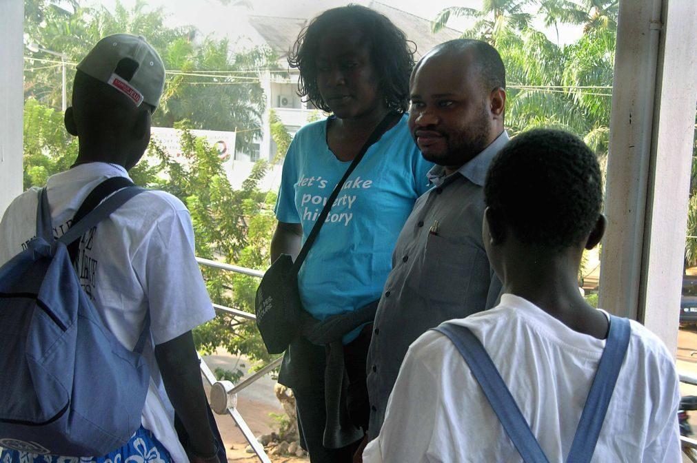 Autoridades senegalesas querem repatriar 161