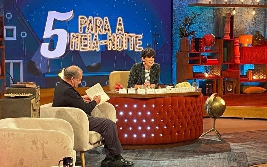 5 para a Meia-Noite. As reações à estreia de Inês Lopes Gonçalves