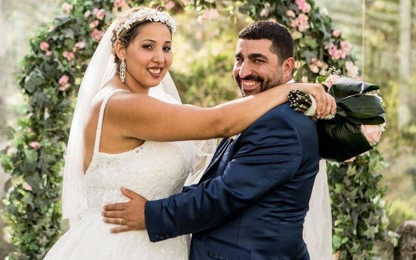O Noivo É Que Sabe. Noiva Graciete infetada com covid-19