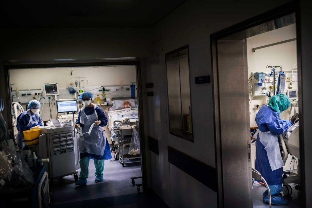 Covid-19: Desde abril que Portugal não registava tantas mortes