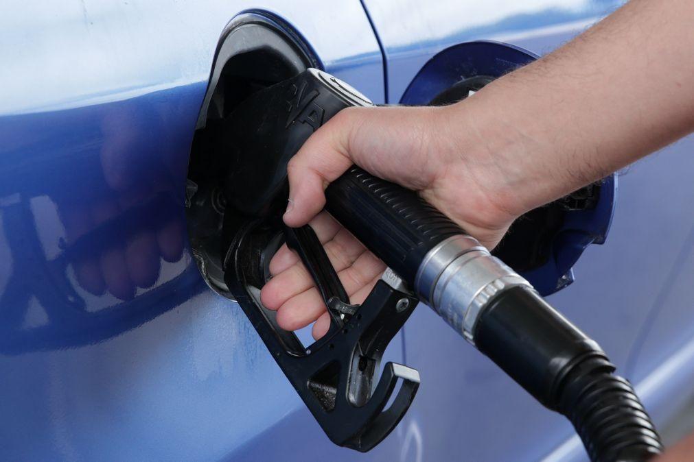 Consumo de combustíveis com 1.ª subida homóloga em setembro desde início da pandemia