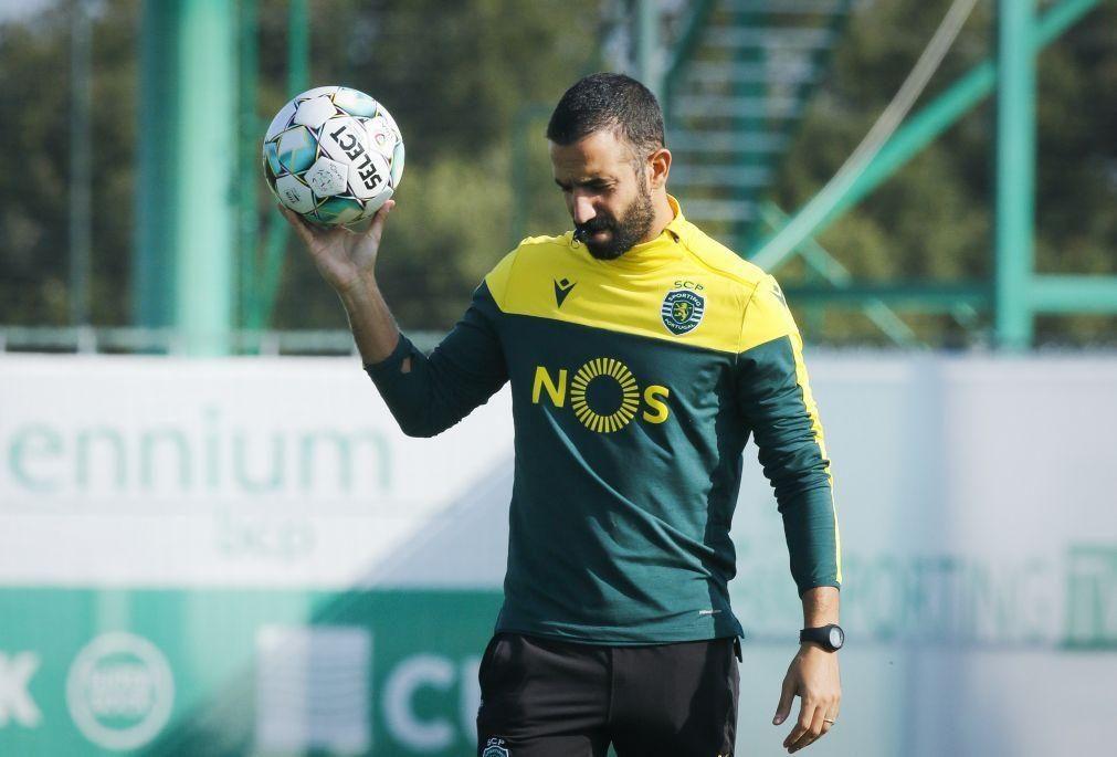 Rúben Amorim quer Sporting a