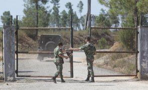 Tancos: Arguido João Paulino entregou munições e granadas à PJ