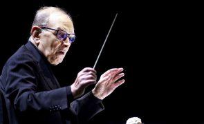 Àlbum póstumo vai reunir temas inéditos do compositor Ennio Morricone