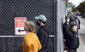 Covid-19: Estados Unidos ultrapassam os oito milhões de infetados