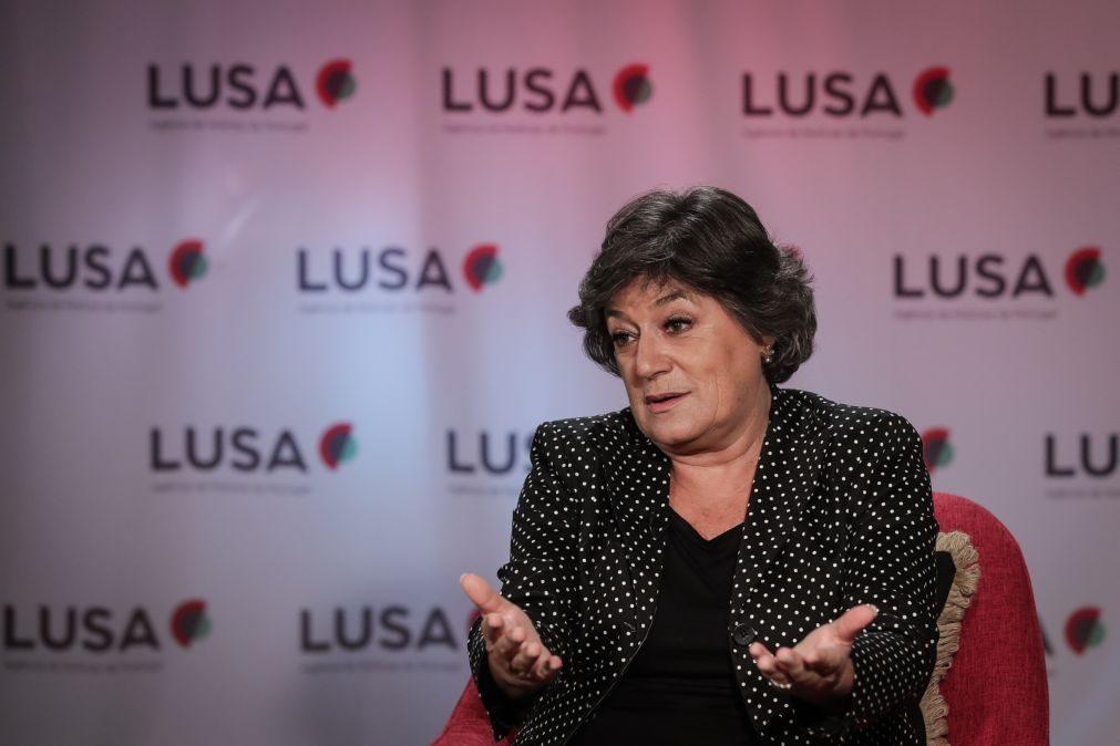 Ana Gomes: Cavaco fez bem ao exigir ao Governo de Costa base sólida política