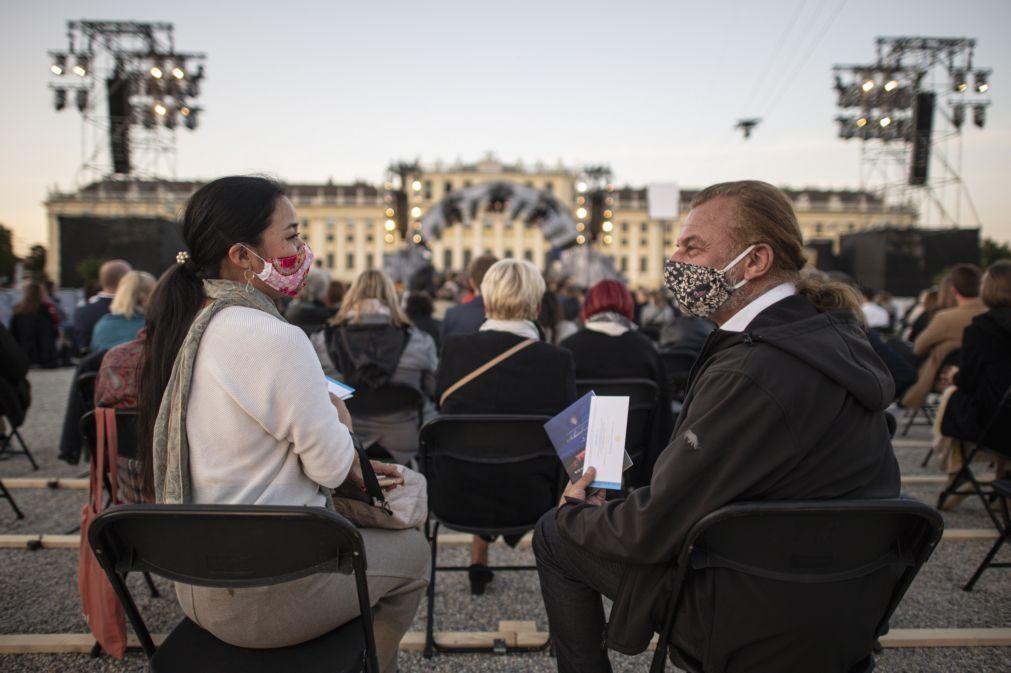 Covid-19: Hungria e Áustria com novos recordes diários de contágios