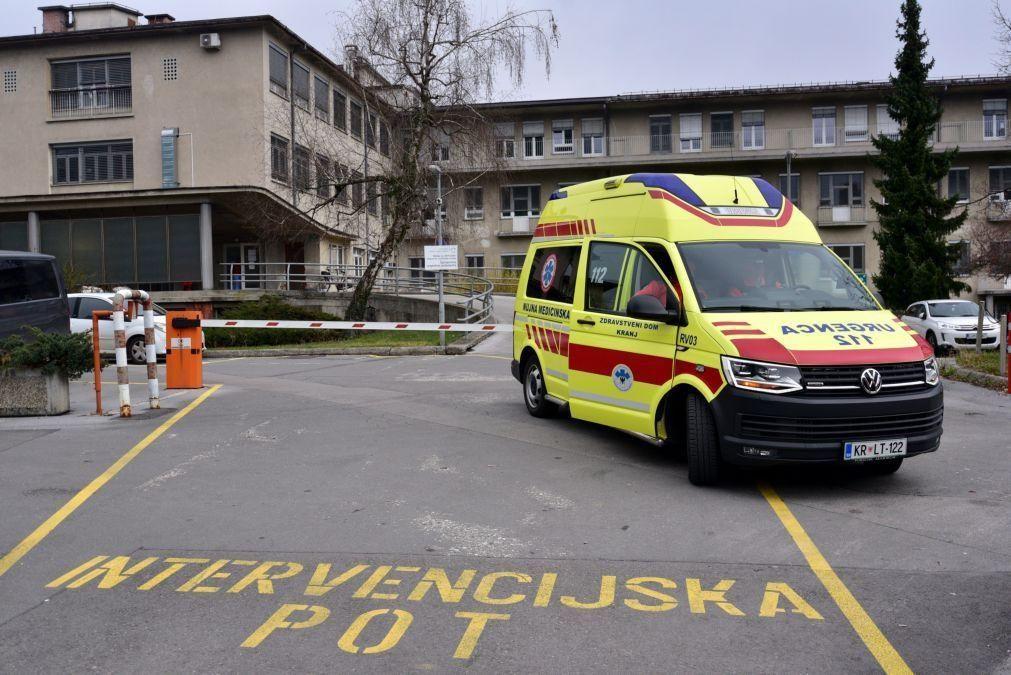 Covid-19: Eslovénia deixa de mapear contactos de infetados por falta de pessoal