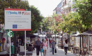 Covid-19: Madeira regista três novos casos importados e 97 ativos