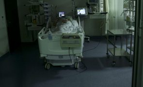 Covid-19: Camas de cuidados intensivos com ocupação de 70% no Norte
