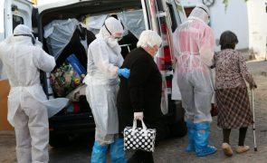 Covid-19: Sobe para 107 o número de infetados em lar de Beja