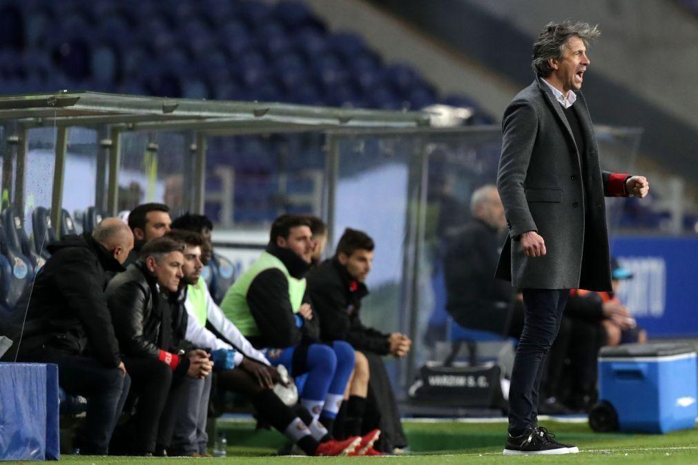 Treinador Paulo Alves deixa comando do Varzim