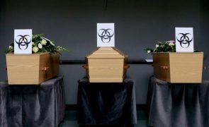 Covid-19: Europa ultrapassa as 250 mil mortes