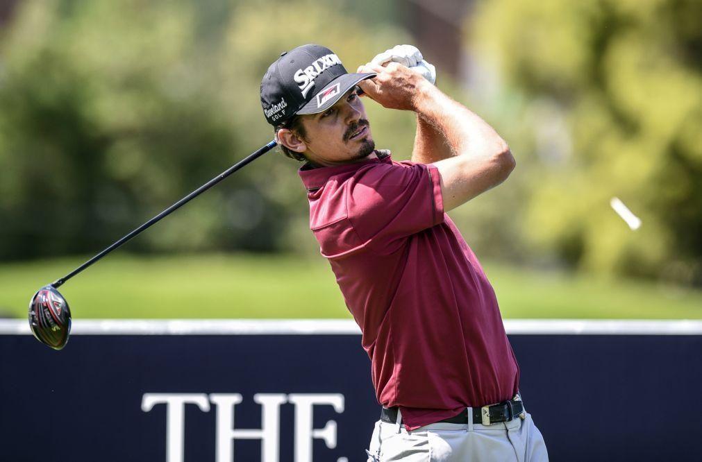 Golfista Pedro Figueiredo termina em 43.º na Escócia, Ricardo Santos em 63.º