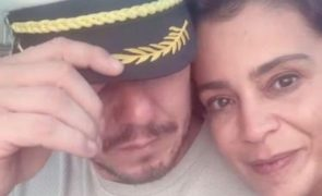 Rúben Vieira desaba em lágrimas ao lado de Rita Ferro Rodrigues