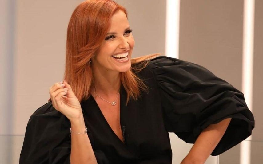 Cristina Ferreira é imitada por estrela brasileira e reage