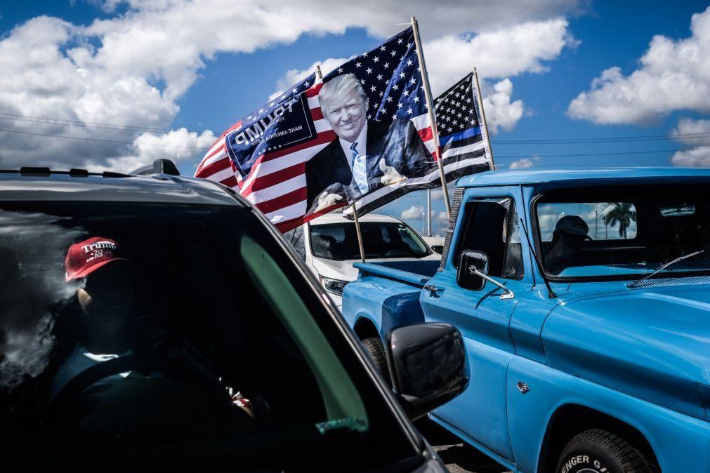 Líder dos 'Proud Boys' confiante na vitória de Trump