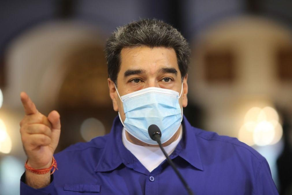 Covid-19: Presidente da Venezuela anuncia ampla reabertura do comércio