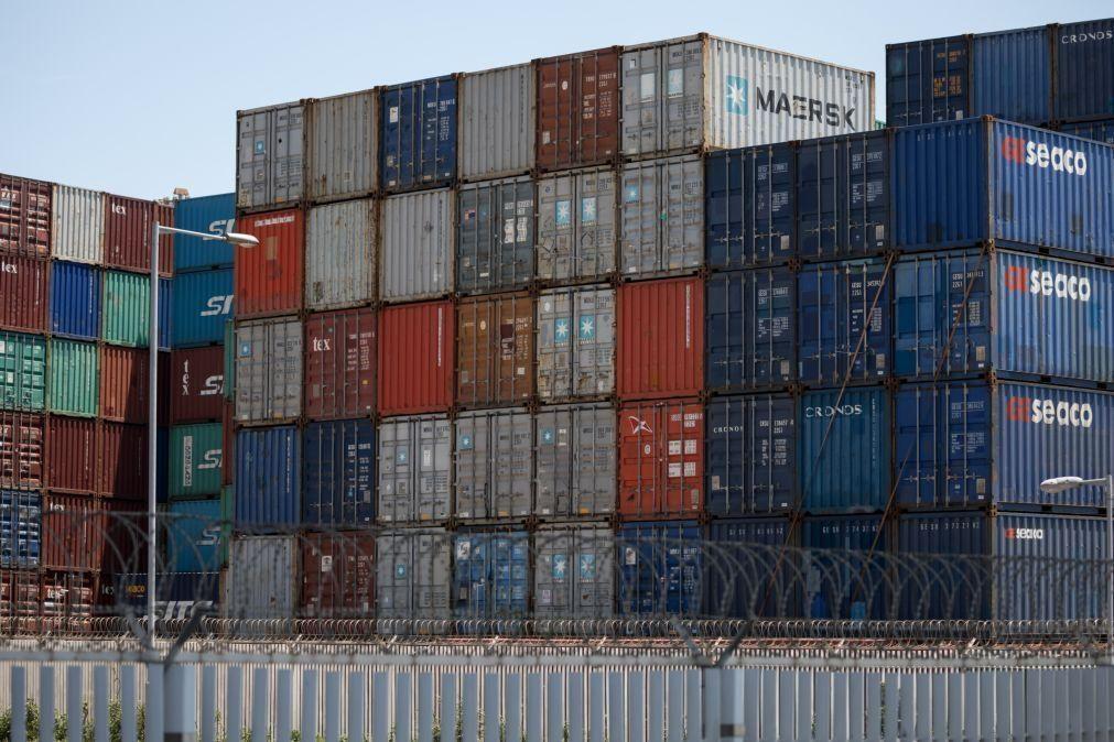 Japão com excedente comercial de 5,4 mil milhões de euros em setembro