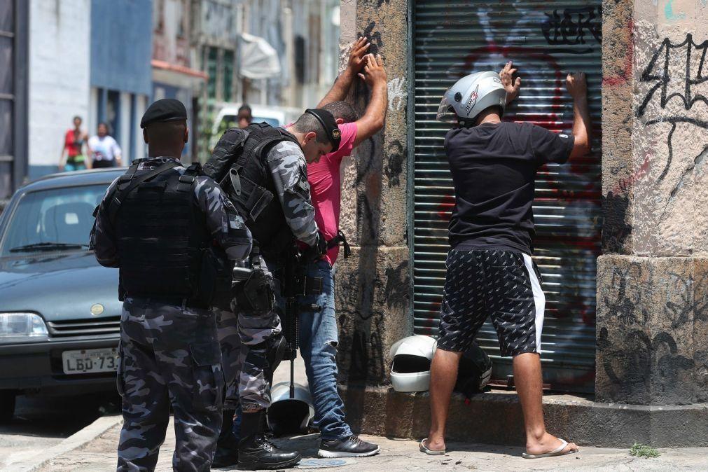 Mais de 25 mil homicídios no Brasil no primeiro semestre deste ano