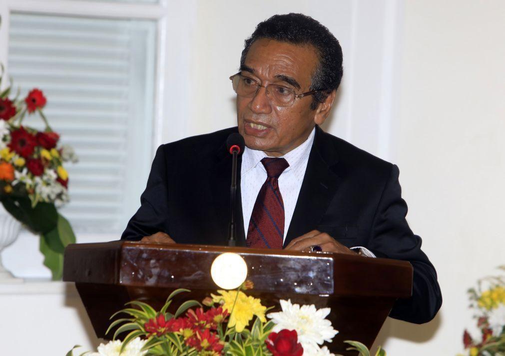 Presidente timorense promulgou Orçamento para 2020 que termina regime duodecimal