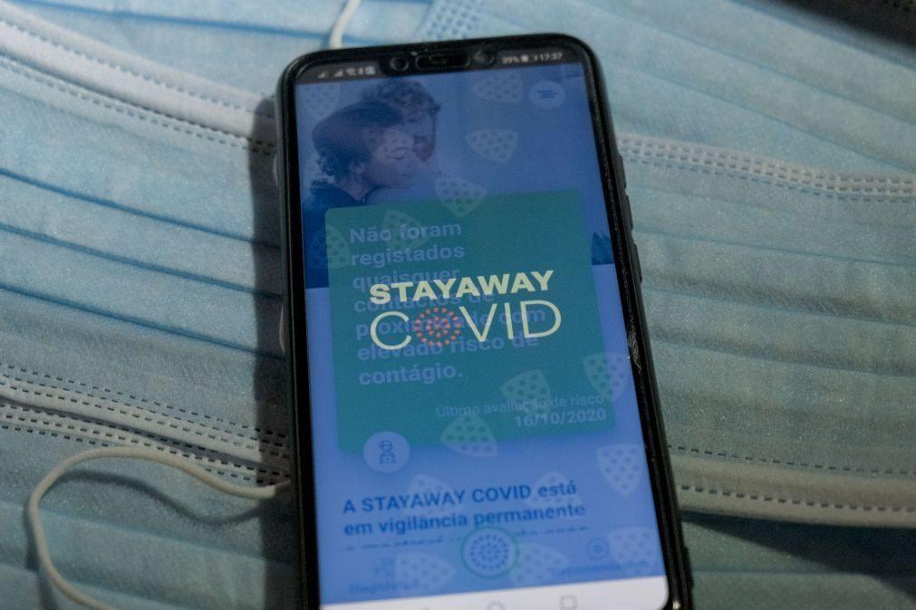 Covid-19. «Stayaway Covid» com mais de dois milhões de utilizadores