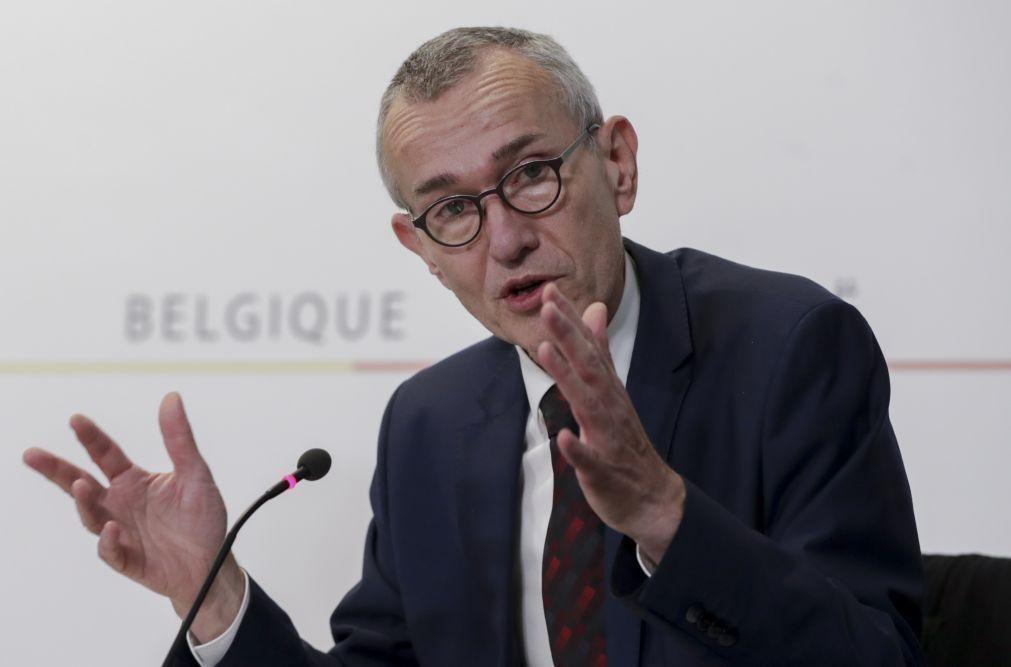 Covid-19: Governo adverte que a Bélgica à beira de