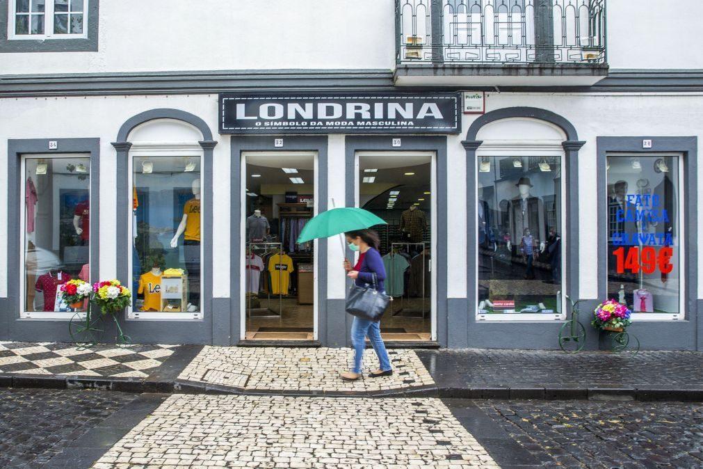 Covid-19: Três novos casos nos Açores incluindo criança de 5 anos