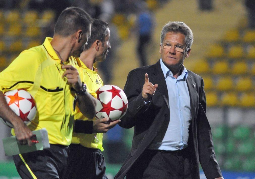 Laszlo Boloni é o novo treinador dos gregos do Panathinaikos