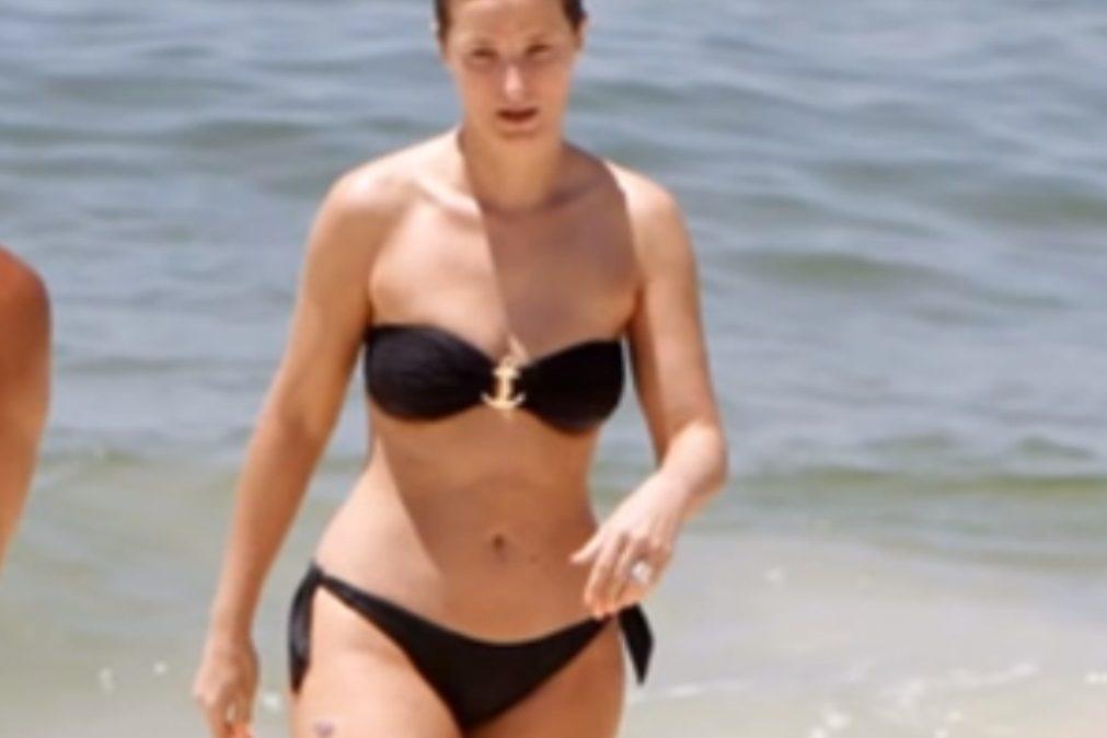 Ainda se lembra de Cristina Ferreira com uns quilos a mais? [vídeo]