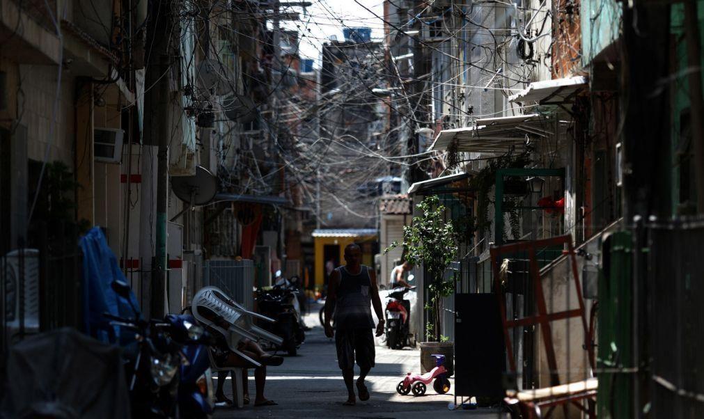 Dois terços da área urbana do Rio de Janeiro é controlada por grupos criminosos