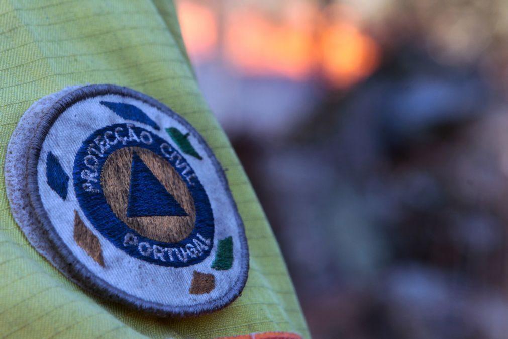 Explosão em fábrica de borracha em Melgaço faz dois feridos graves