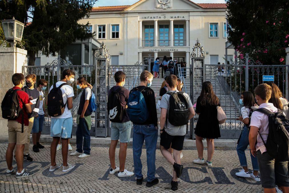 Covid-19. Ministério da Educação quer manter escolas abertas