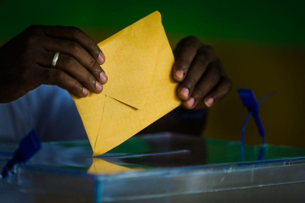 Presidenciais na Guiné-Conacri marcadas por