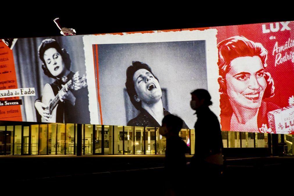 Fadistas de hoje vão cantar Amália no palco do Coliseu dos Recreios, em Lisboa