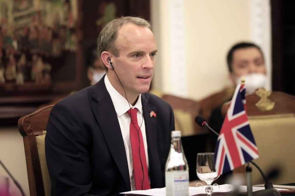 Tóquio2020: Reino Unido acusa Rússia de ataques cibernéticos aos Jogos