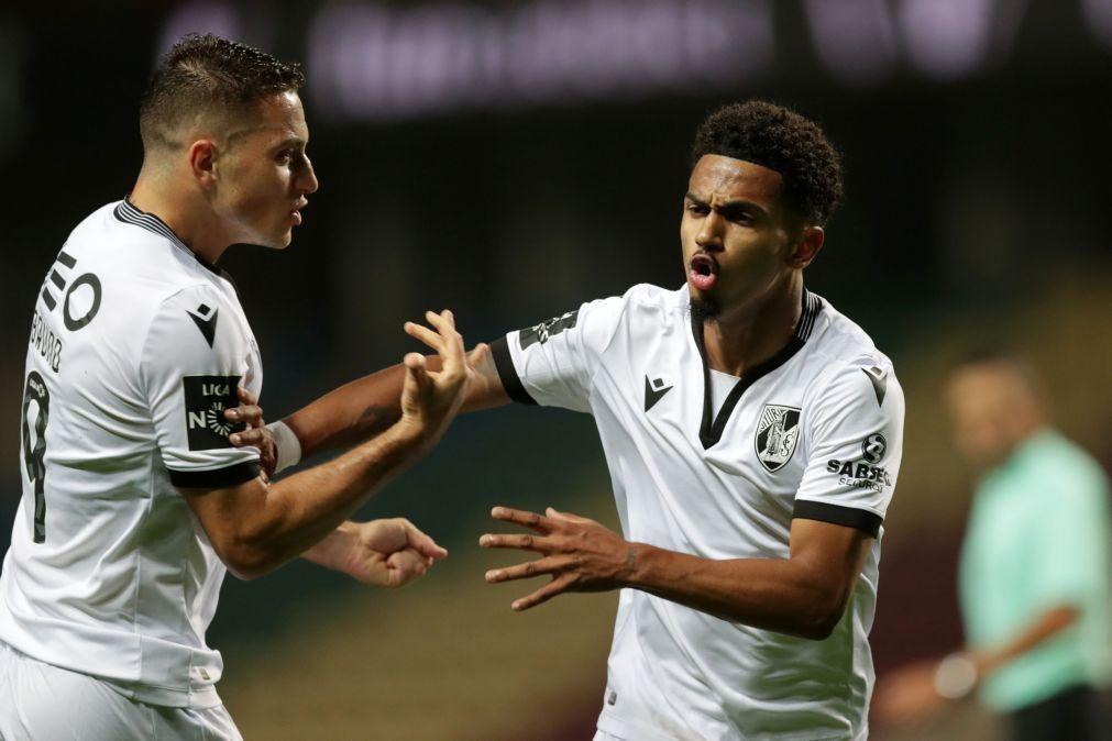 Vitória de Guimarães vence Boavista na estreia do técnico João Henriques