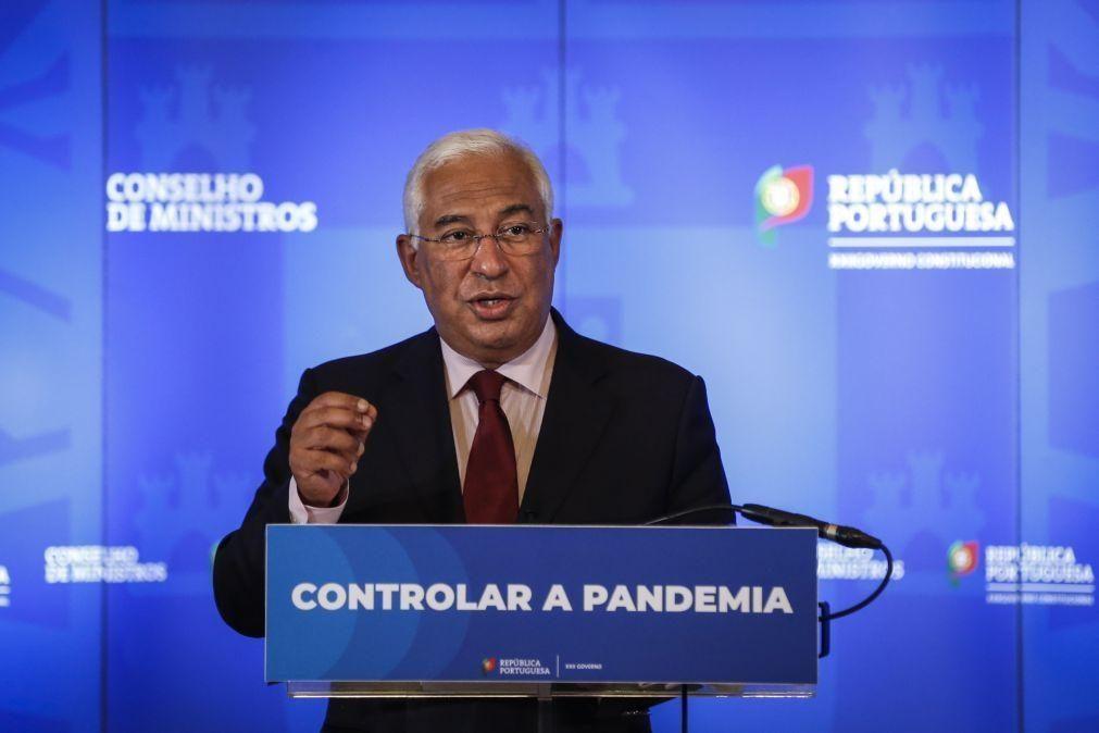 Nunca contribuirei para crise política, não viro a cara ao país, diz Costa