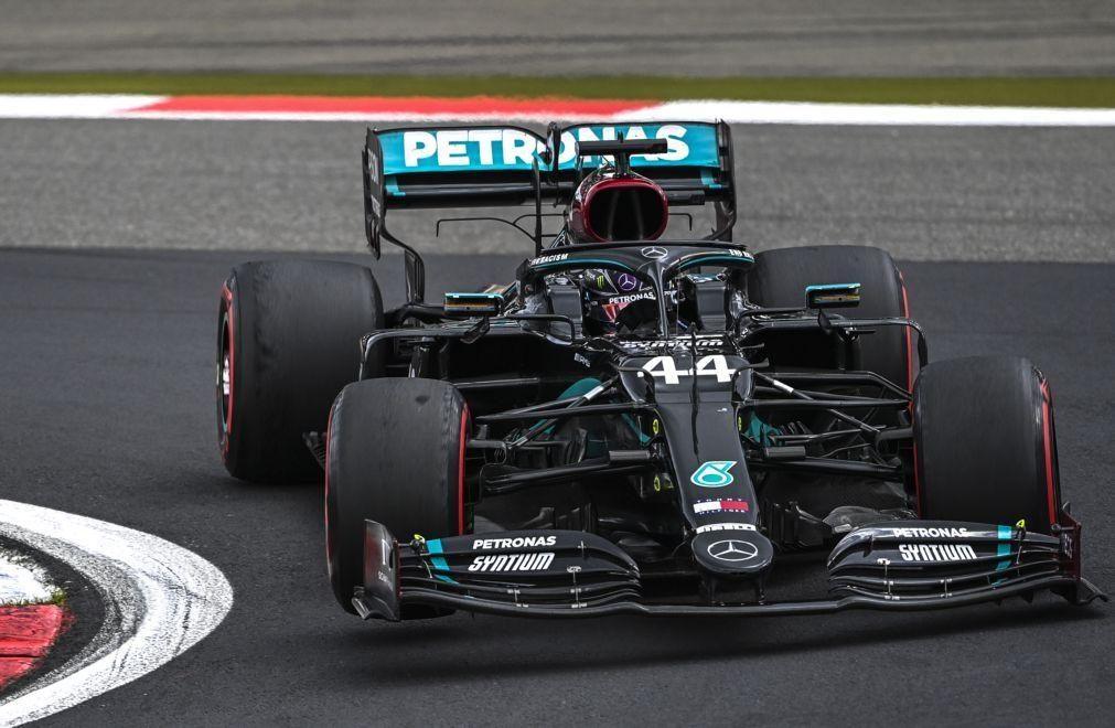 F1/Portugal: Algarve pode consagrar Hamilton como piloto mais vitorioso de sempre