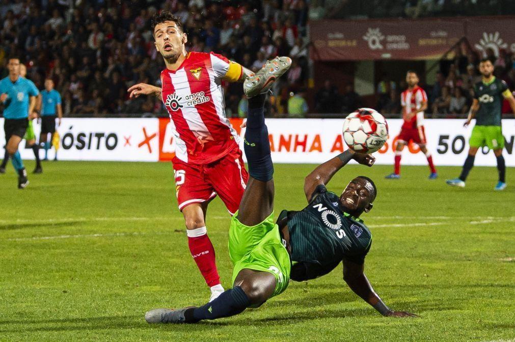 Defesa Afonso Figueiredo assina pelo Moreirense até ao final da temporada