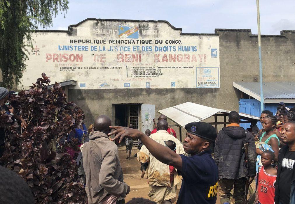 Mais de mil de presos fugiram de prisão na RDCongo após ataque de grupo armado